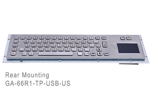 GA-Industrial-Competitive Range-60+Keys Trackpad Rear Mounting