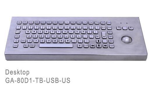 GA-Industrial-Competitive Range-80+Keys Trackball Desktop